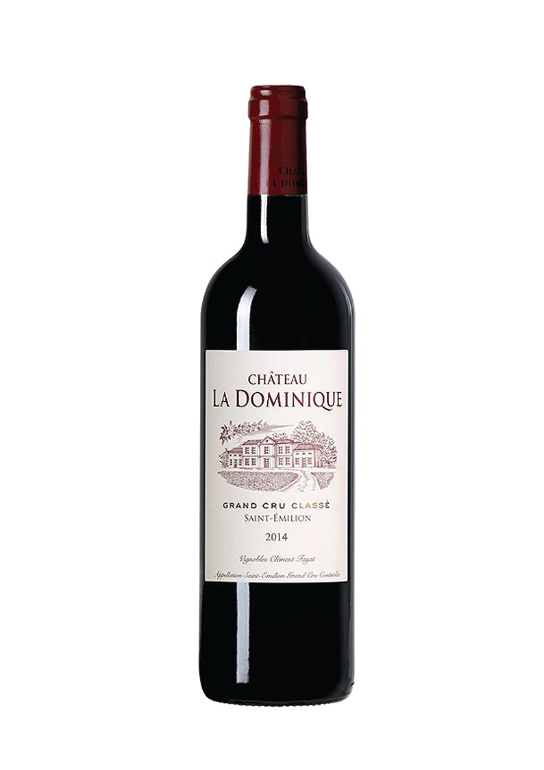 Chateau La Dominique ST.Emilion Grand CRU