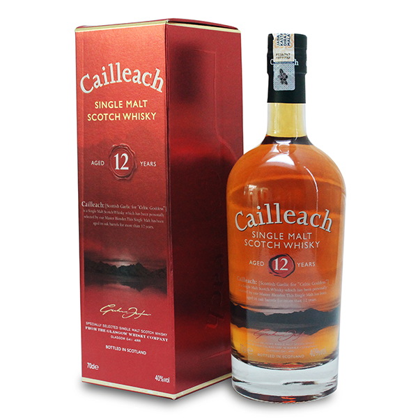 Cailleach 12 Years Old Single Malt