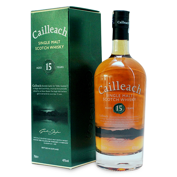 Cailleach 15 Years Old Single Malt