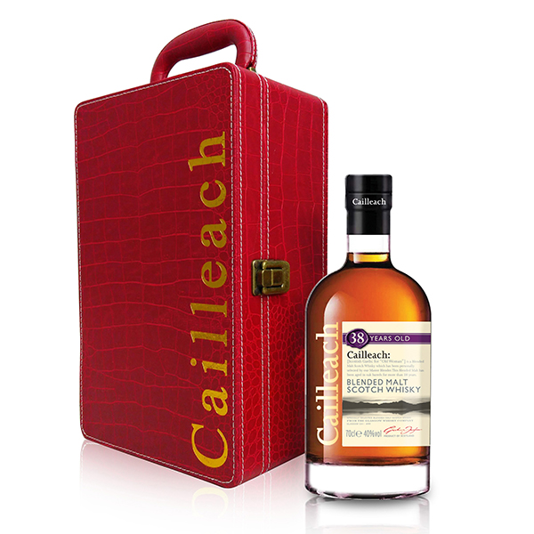 Cailleach 38 Years Old Single Malt