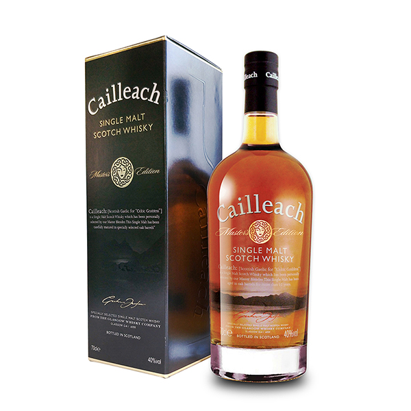 Cailleach Master's Edition Single Malt
