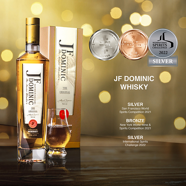 JF Dominic Whisky - The Original