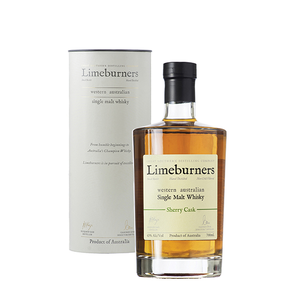 Limeburners Single Malt Sherry Cask