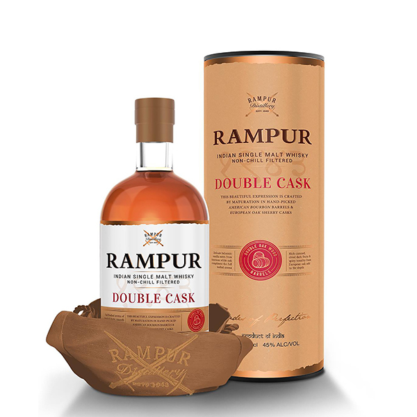 Rampur Indian Single Malt - Double Cask