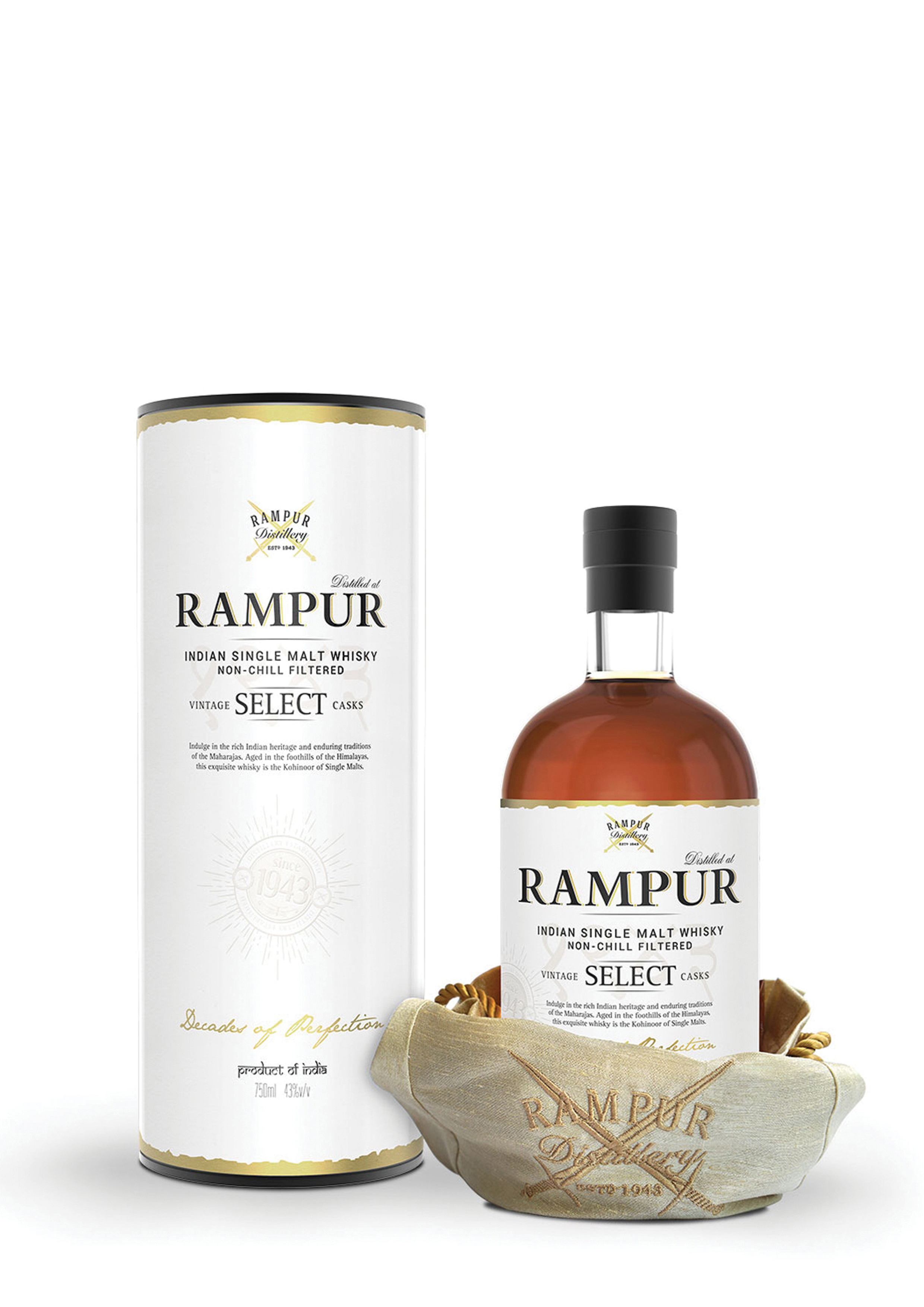 Rampur Indian Single Malt - Select