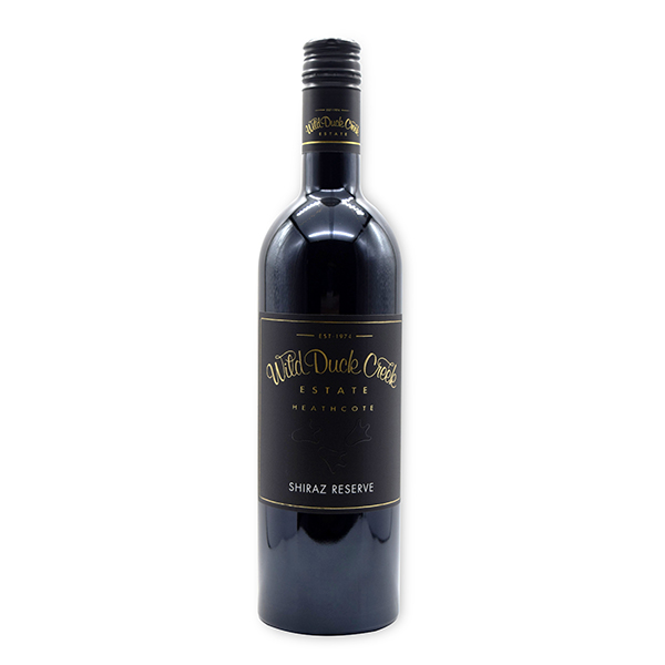 Wild Duck Creek Estate Shiraz Reserve